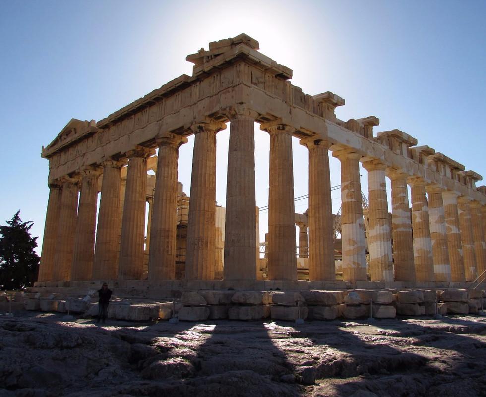 В Грецию без штопора (10-17.11.2016): Афины, день первый