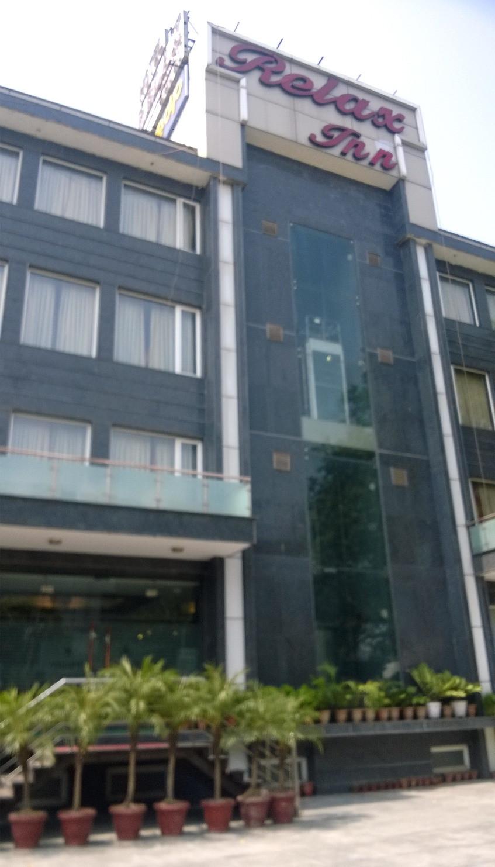 Отель Relax Inn в Дели