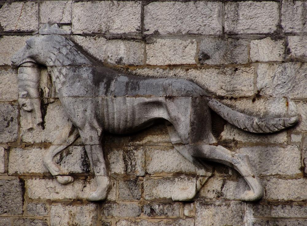 Каменный волк