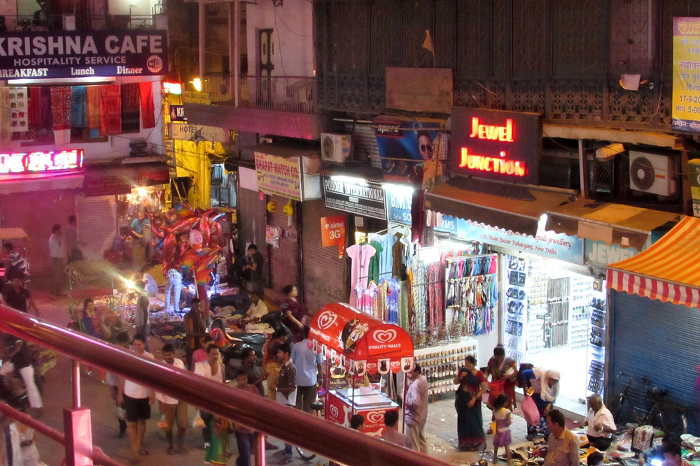 Ночной Мейн-базар