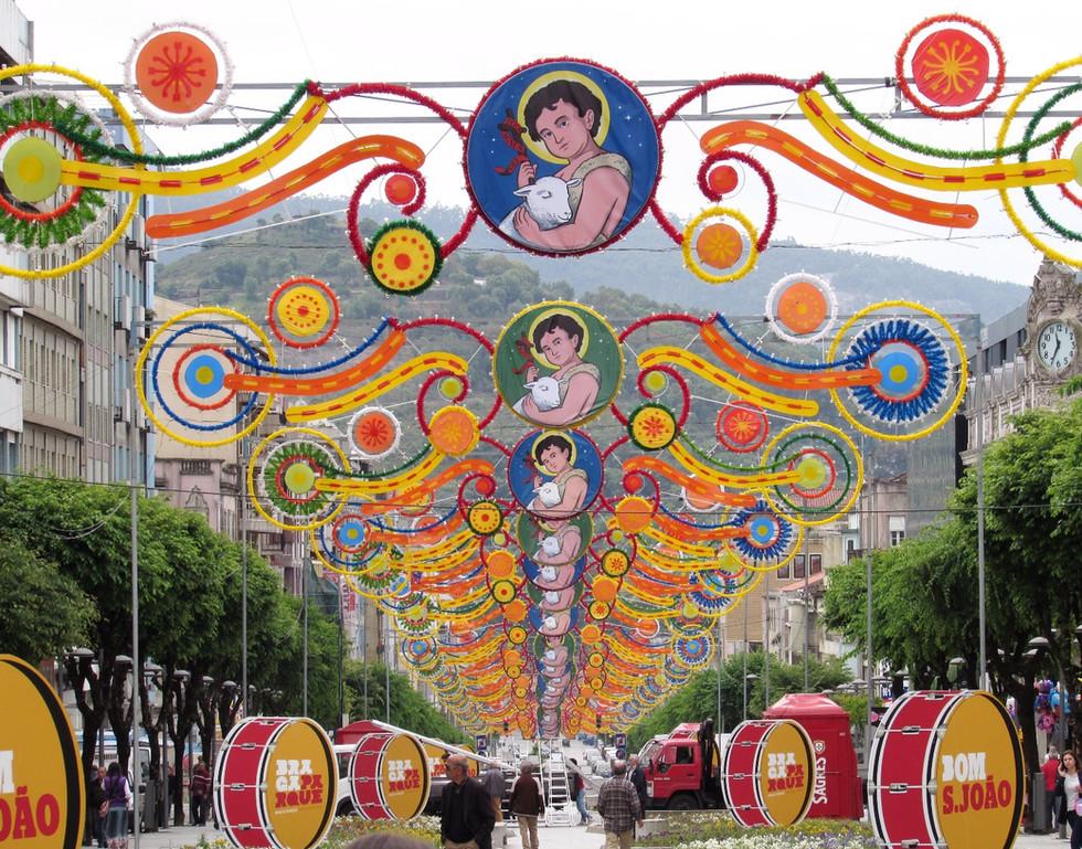 Португальские открытия: Порту, Брага, Лиссабон