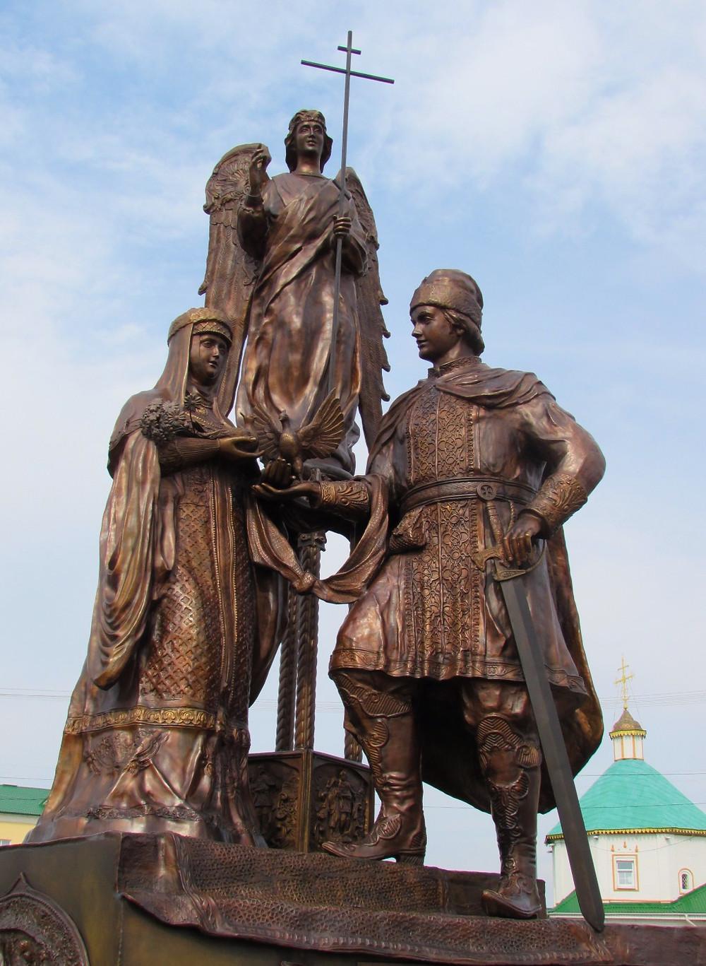 Петр и Февронья Чебоксарские