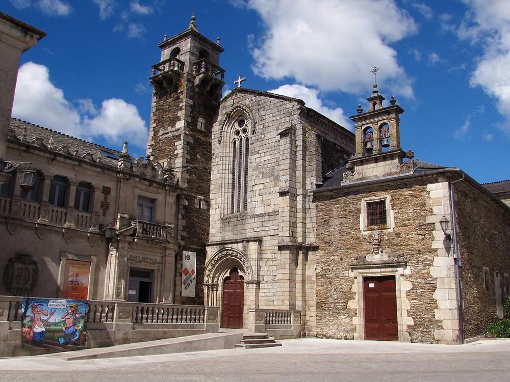 Церковь Санто Доминго