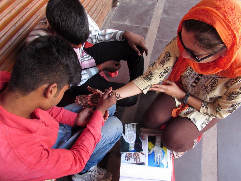 Индия для слабонервных-2015: Джайпур (день 1)