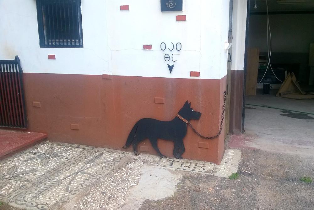 Железная собака