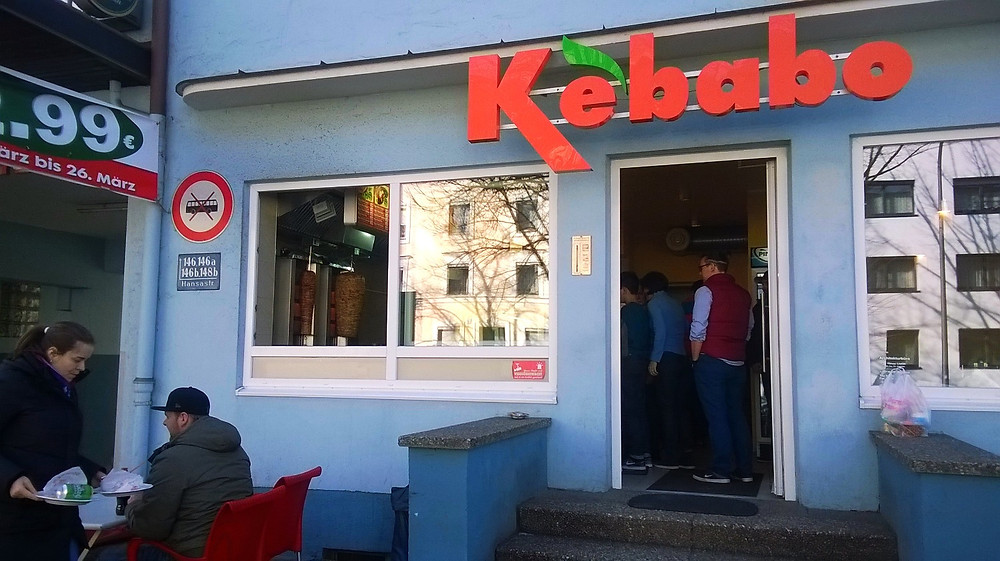 """Закусочная """"Kebabo"""""""