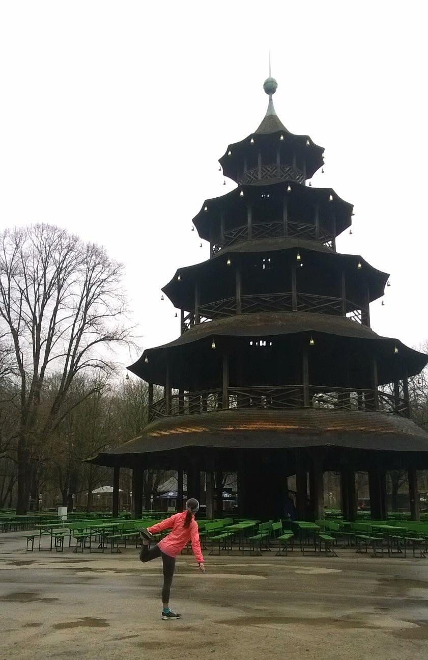 Около Китайской башни