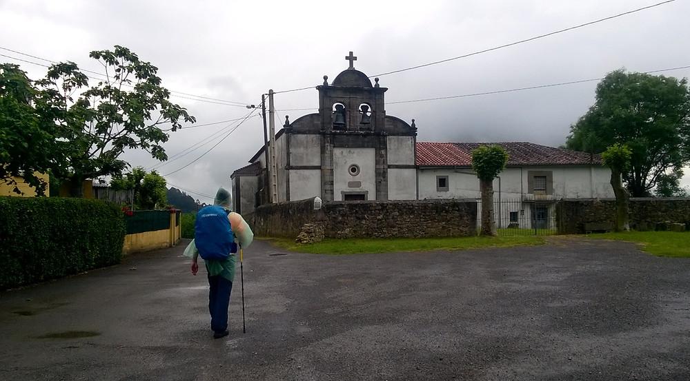 Церковь в Сан-Хуан де Вийяпаньяда