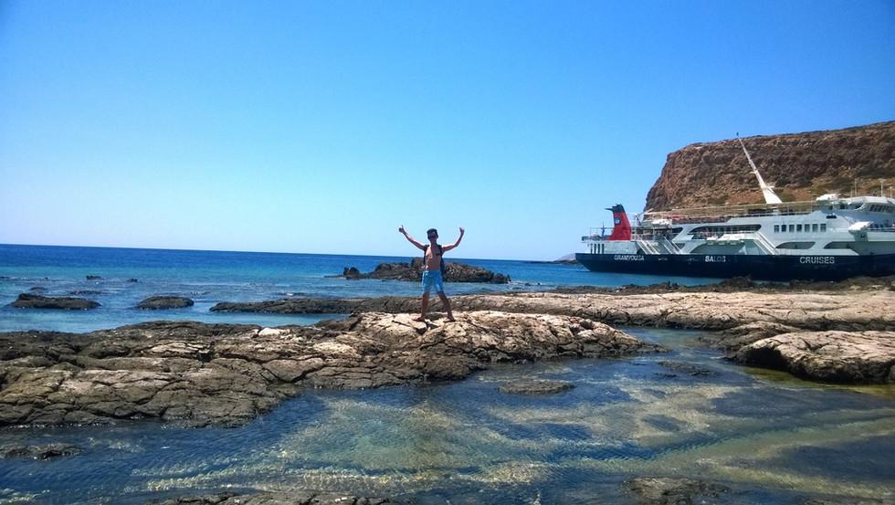 Отчет о поездке на Крит (24-28.07.2016), предисловие и день первый