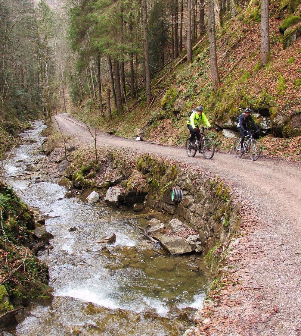 Баварские велосипедисты
