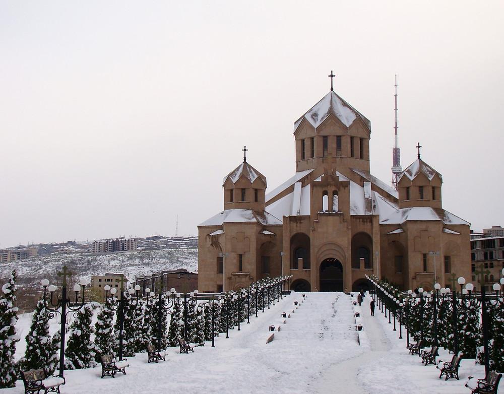 Храм Георгия Просветителя