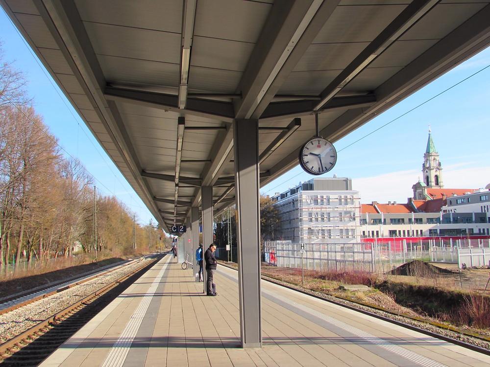 Станция Harras