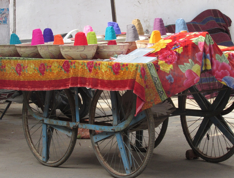 Индия для слабонервных-2015: Аджмер+Пушкар