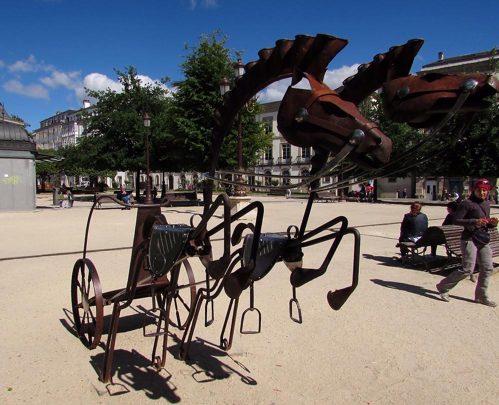 Железная колесница