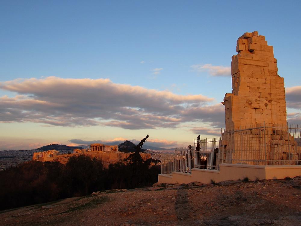 Памятник Филопаппосу
