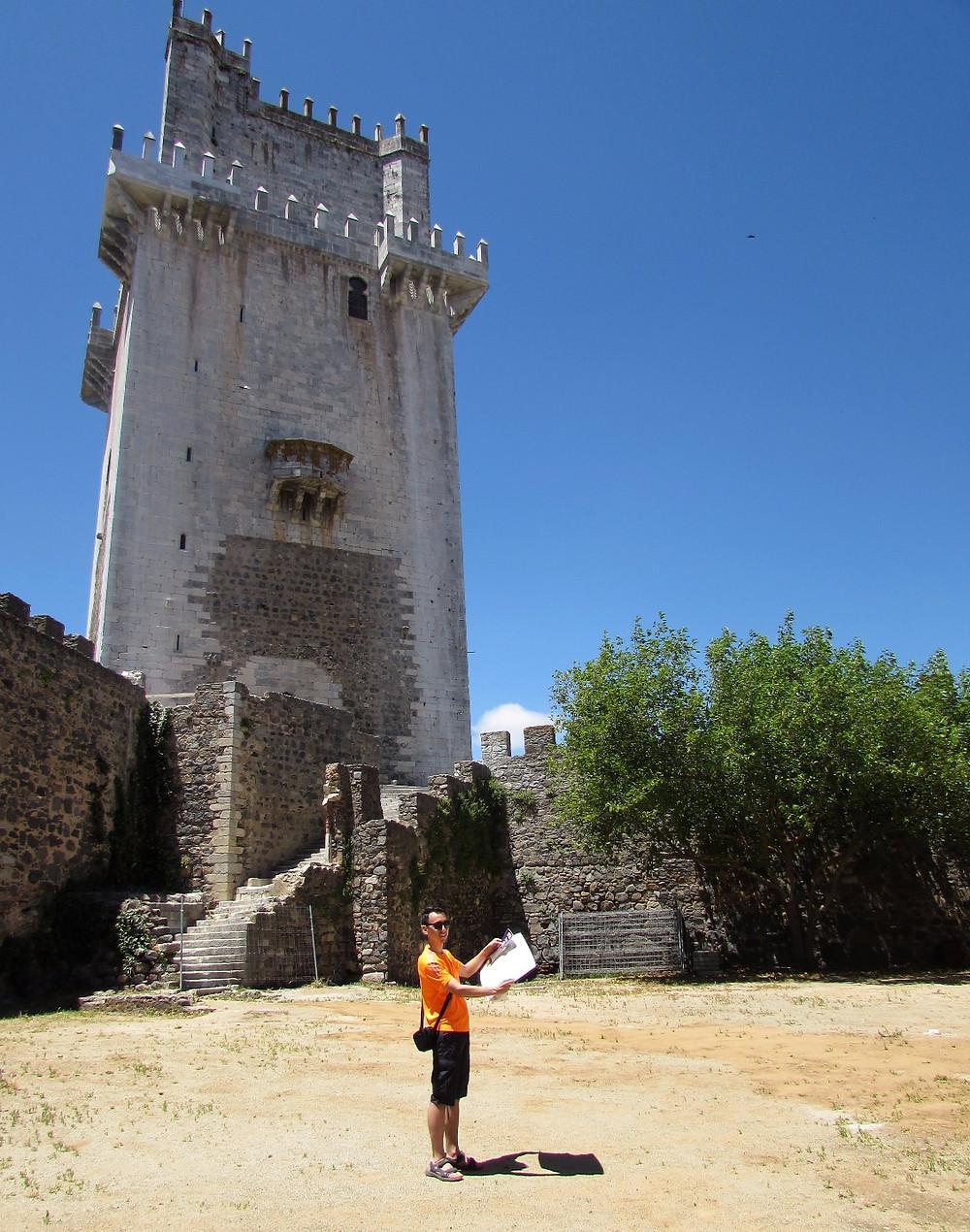 Башня в Беже