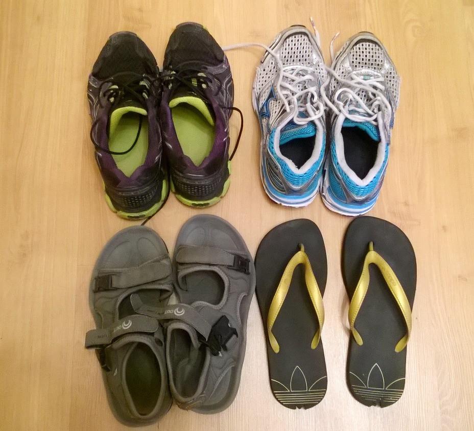 Обувь для камино