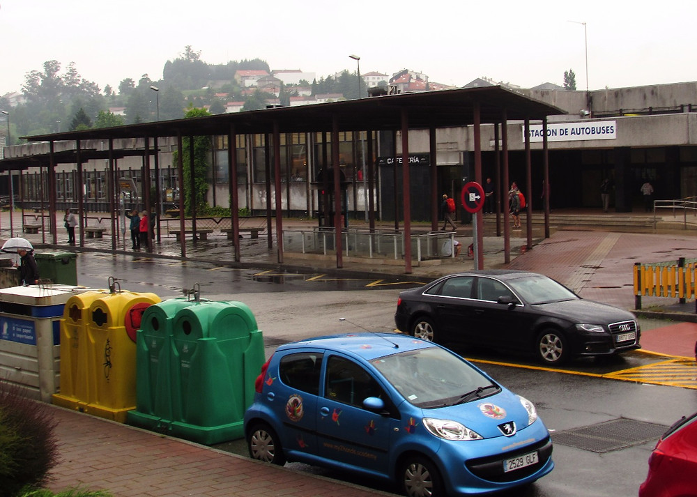 Автовокзал Сантьяго