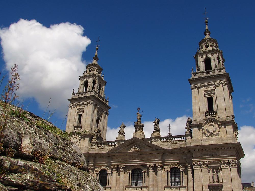 Кафедральный собор в Луго