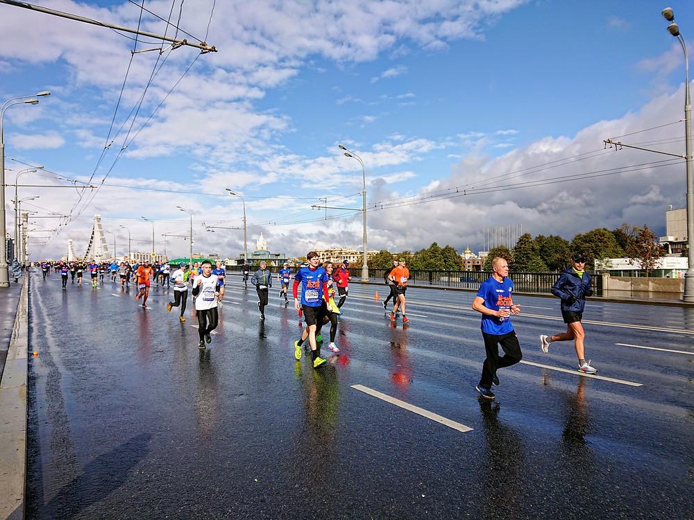 Московский марафон-2019