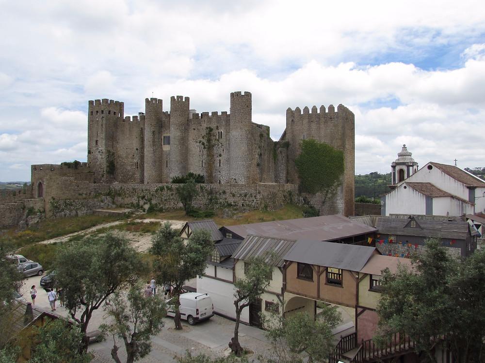 Замок в Обидуше