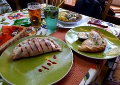 За янтарем: с ребенком 10 месяцев в Зеленоградск (ч.3 – где поесть)