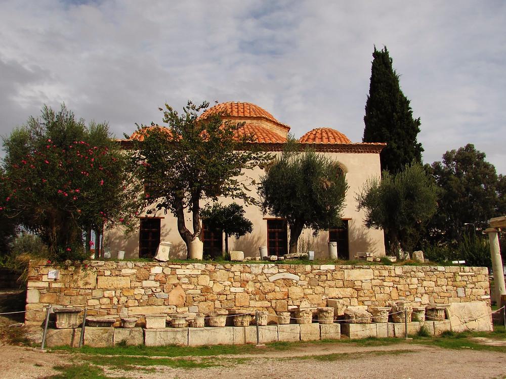 Мечеть Фетхие-Джами