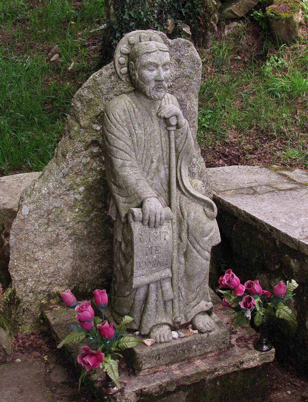 Статуя Св.Иакова