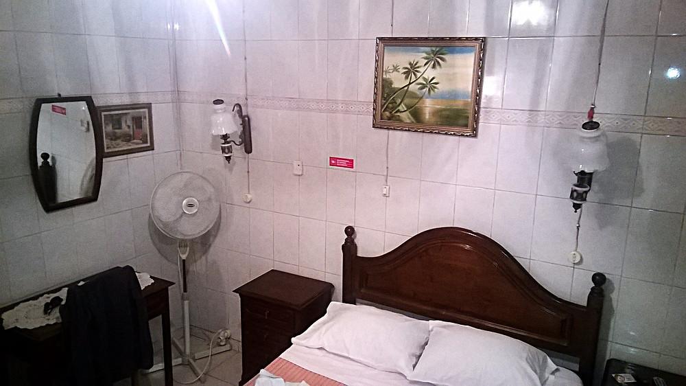 Номер в отеле «Residencial Dandy»