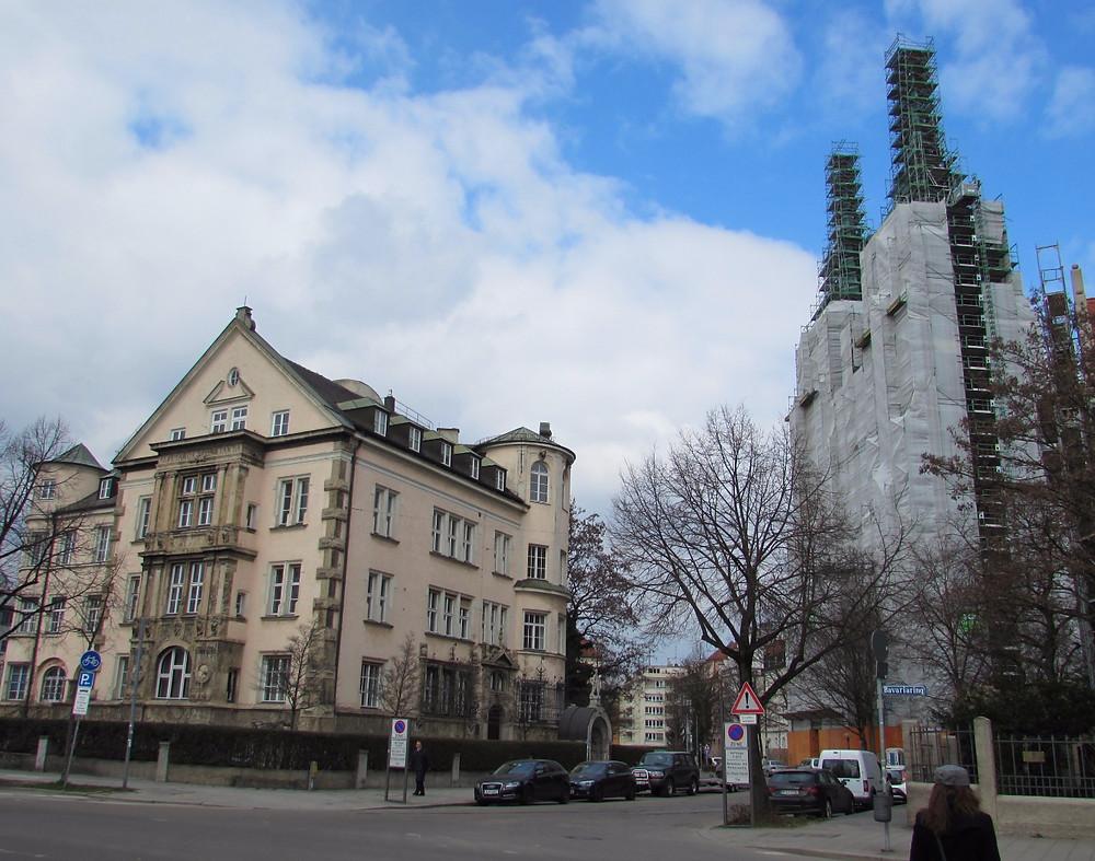 Улицы Мюхена
