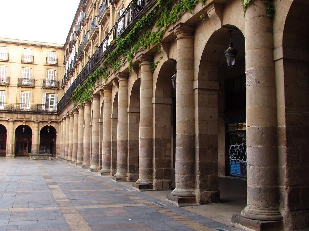Бильбао Старый город