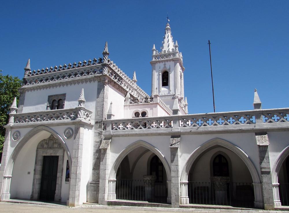 Здание бывшего Монастыря да Консейсау