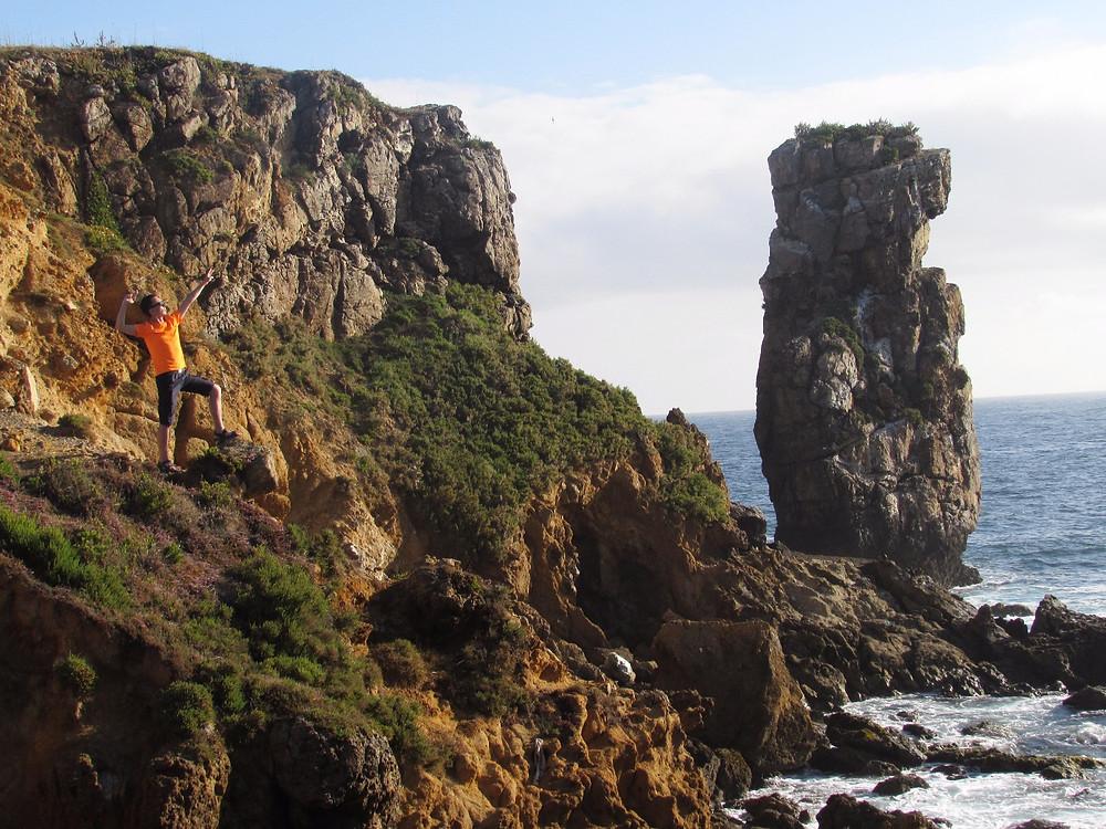 Скалы в Пениши