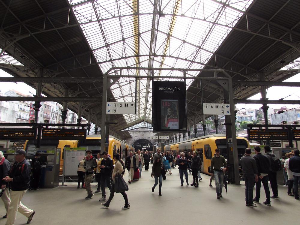 Вокзал Порту