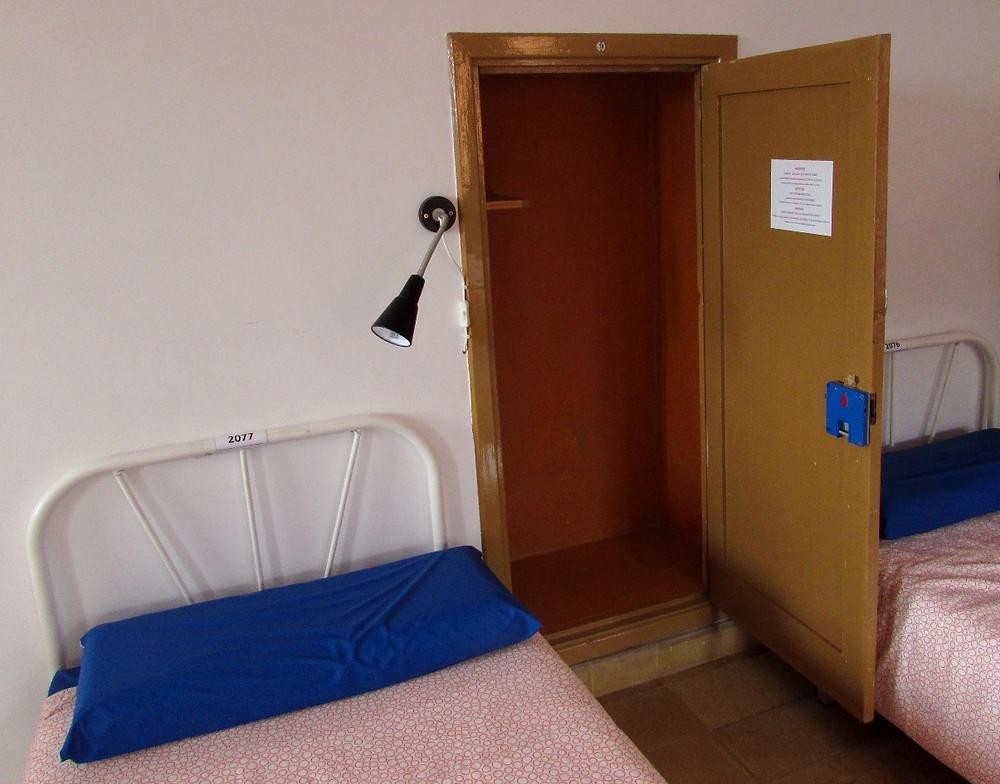 Персональный шкафчик