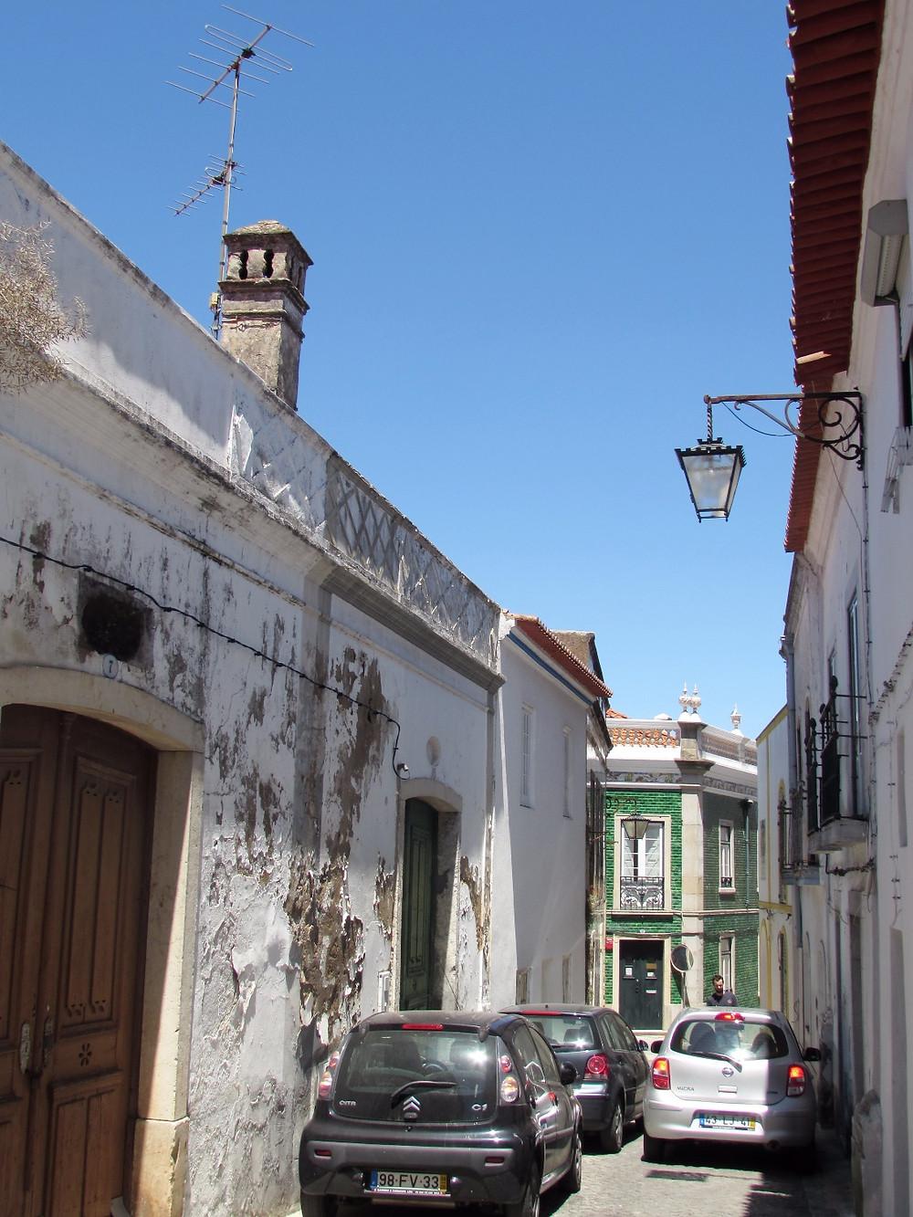 Улицы Бежи