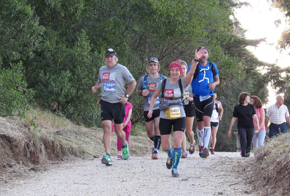 Мой пятый и первый трейловый: отчет о Lisbon Eco Marathon-2016