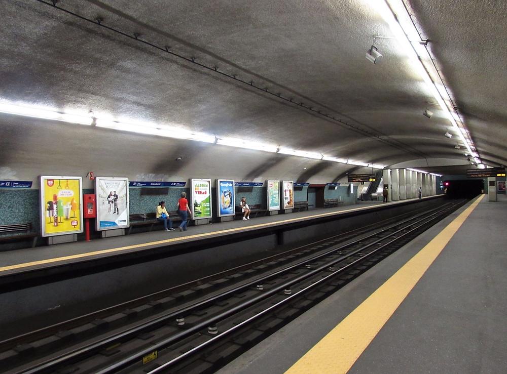Метров Лиссабоне