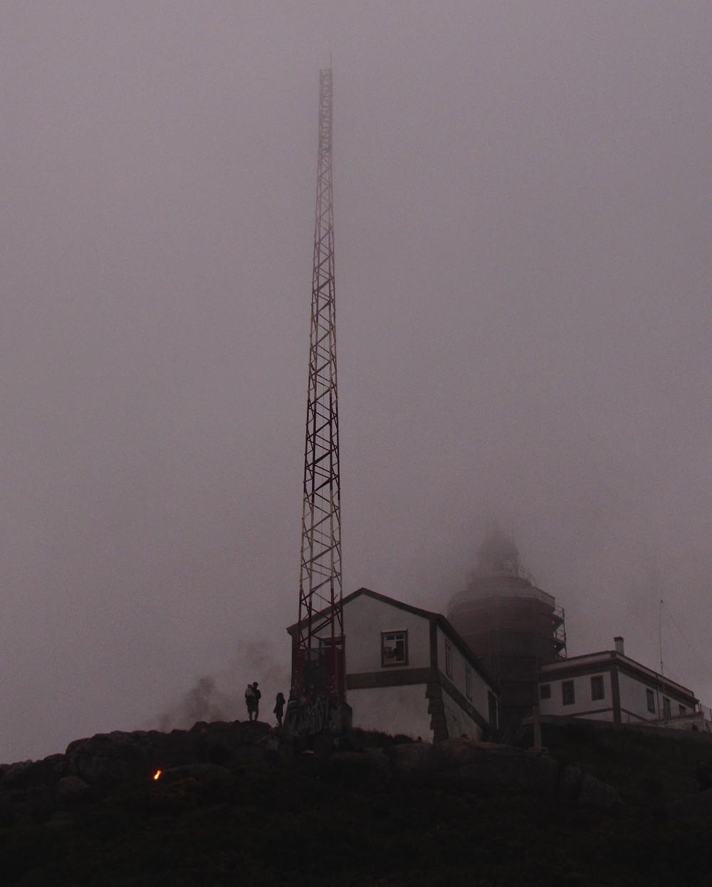 Вышка в тумане