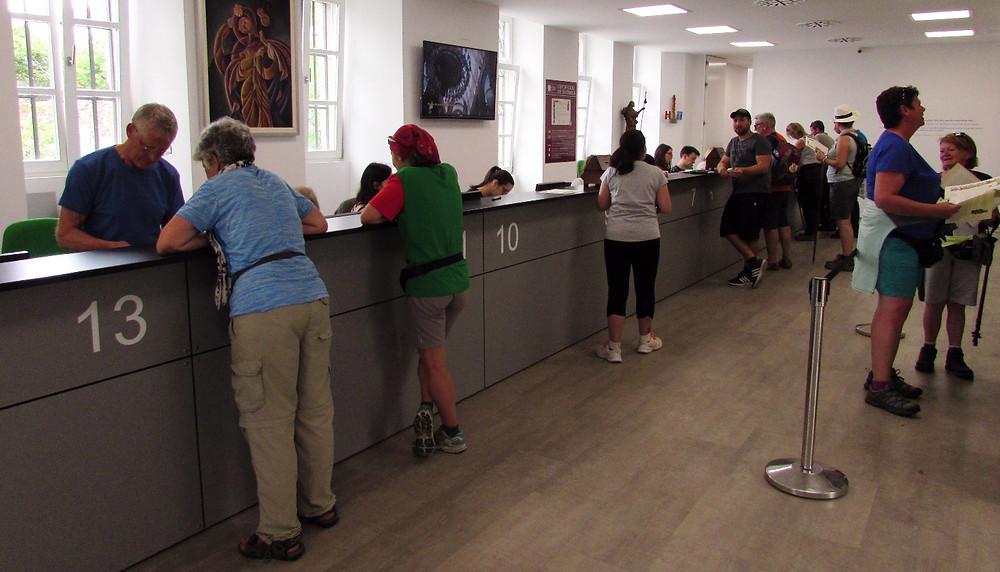 Туристический офис Сантьяго де Компостела