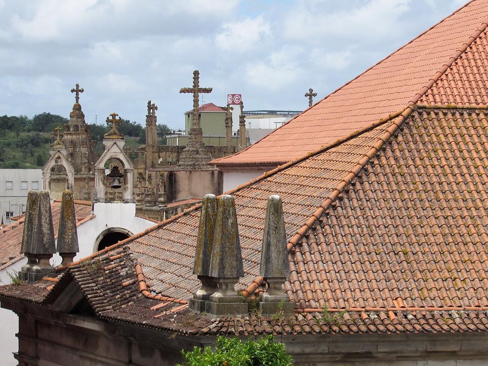 Крыши Коимбры