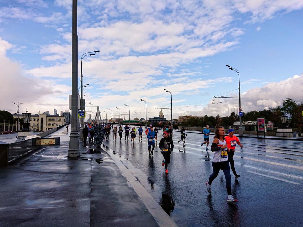 Абсолют Московский Марафон-2019: отчет