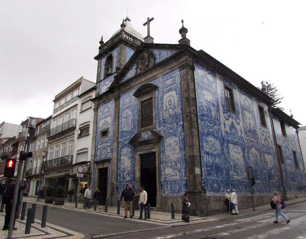 Capela das almas de Santa Caterina