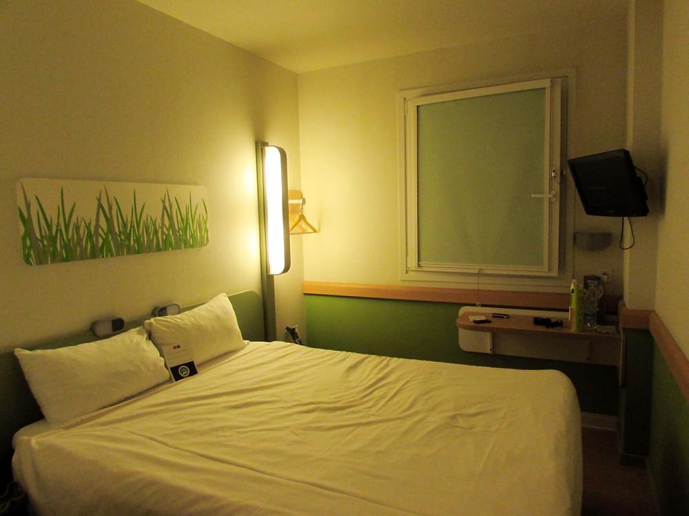 Номер в отел Ibis Budjet Hotel