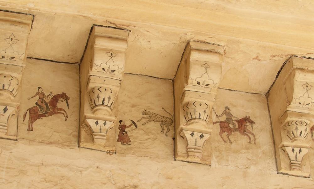 Росписи Форта Амбер