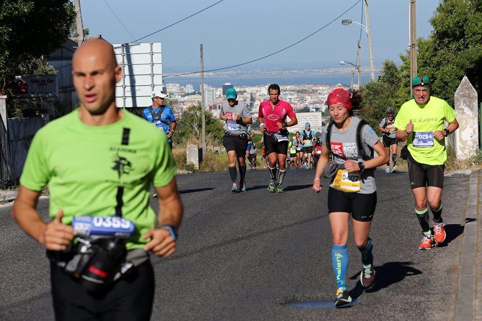 На дистанции - первые километры
