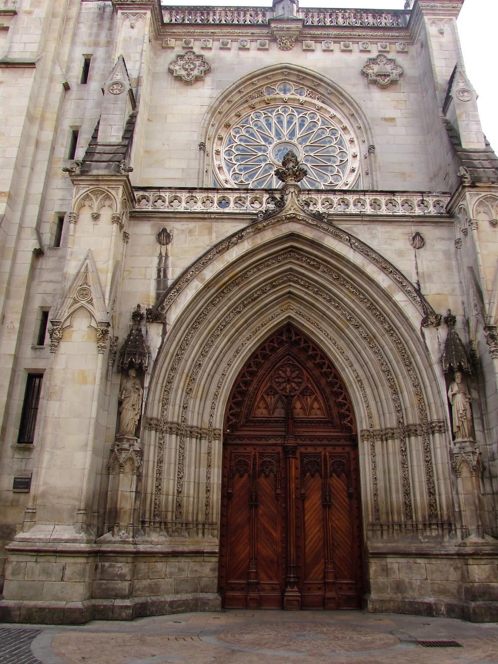 Собор Сантьяго в Бильбао