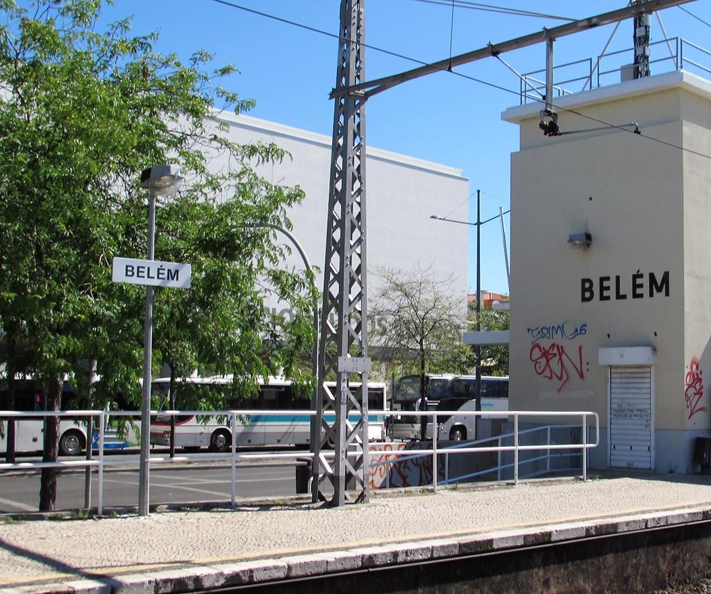 Станция Белен