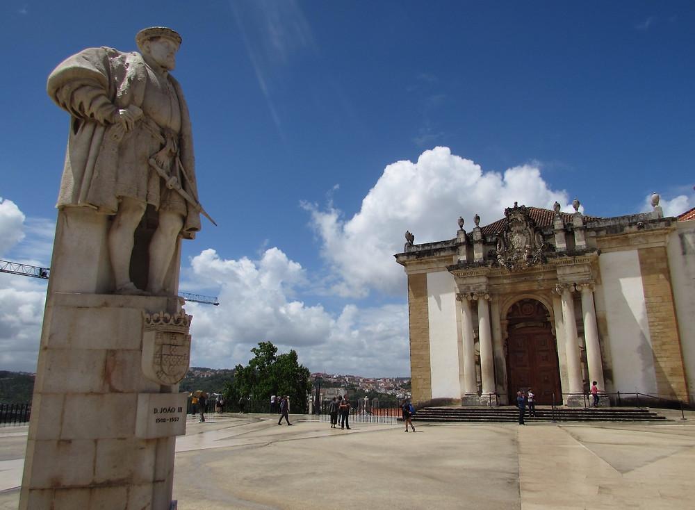 Статуя Жоао III