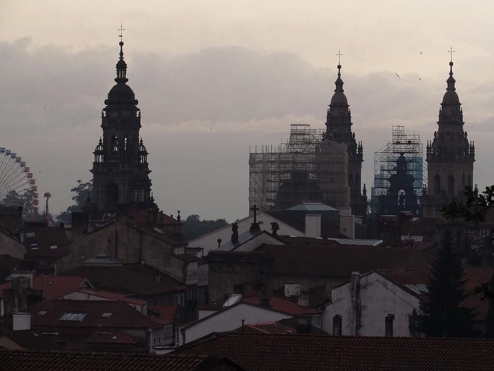 Панорама Сантьяго